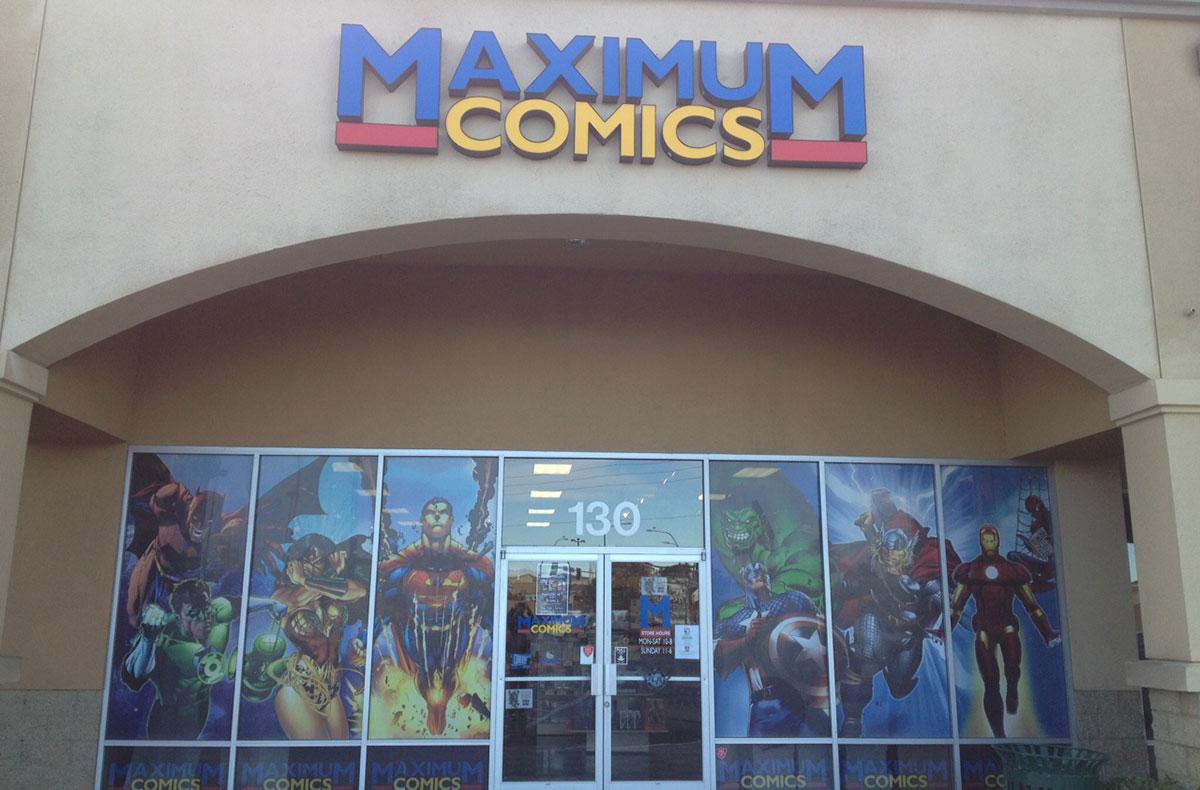 Maxim-Comics