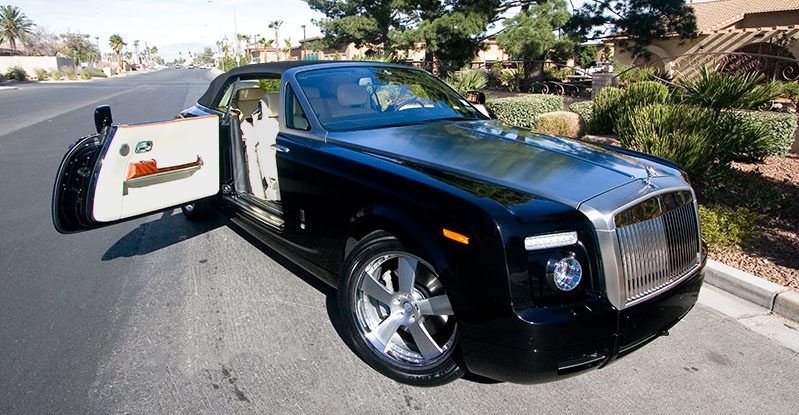 luxury car tint vegas