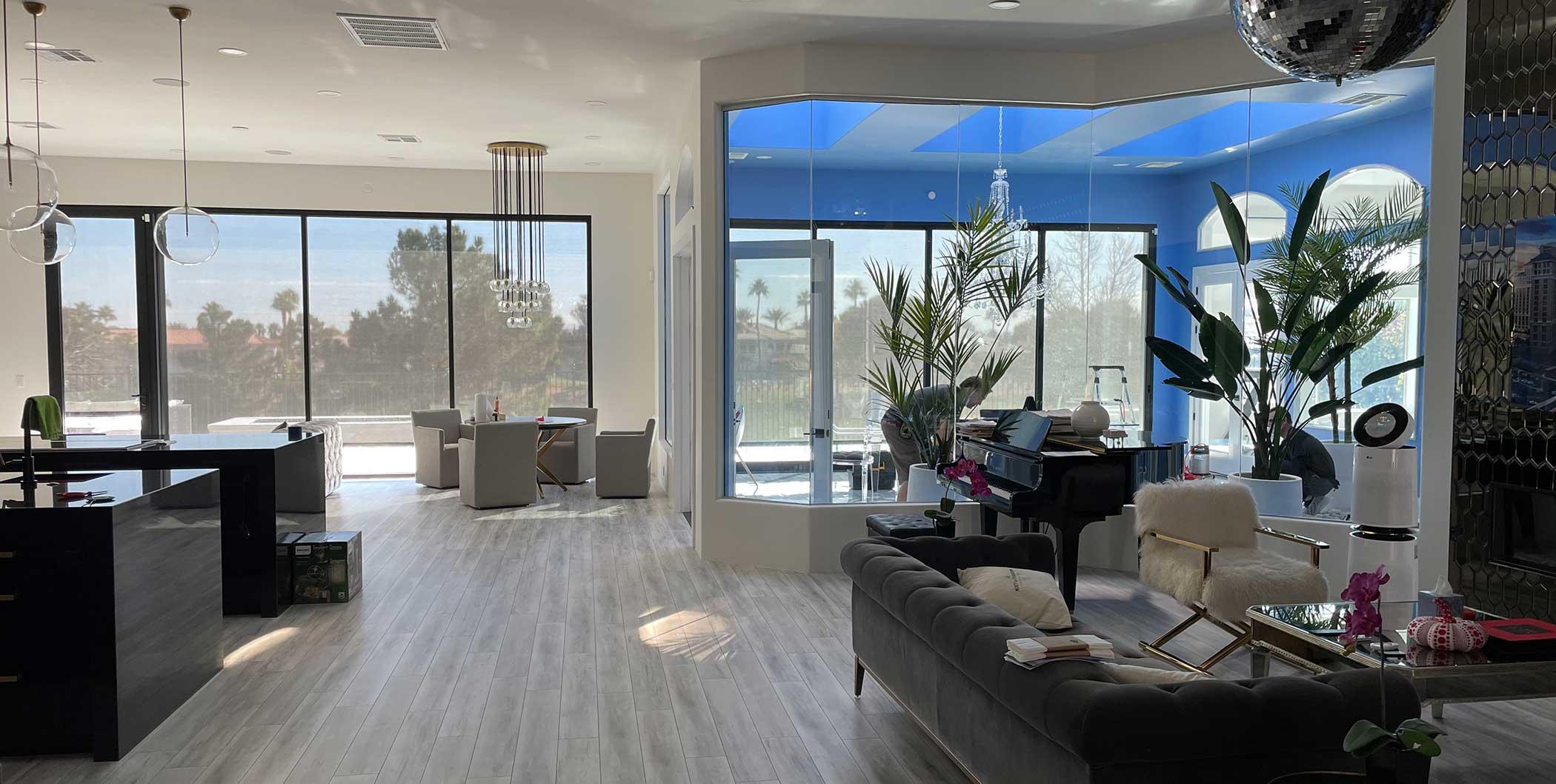 residential solar window tint